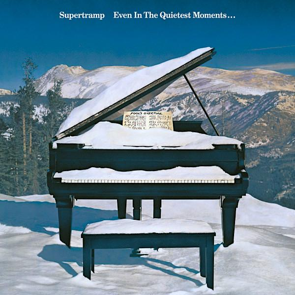 Supertramp | Even in the Quietest Moments | Album-ArtRockStore
