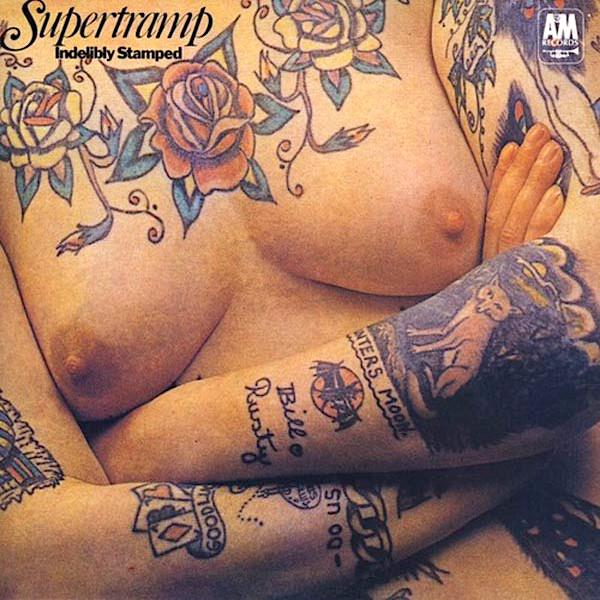 Supertramp | Indelibly Stamped | Album-ArtRockStore