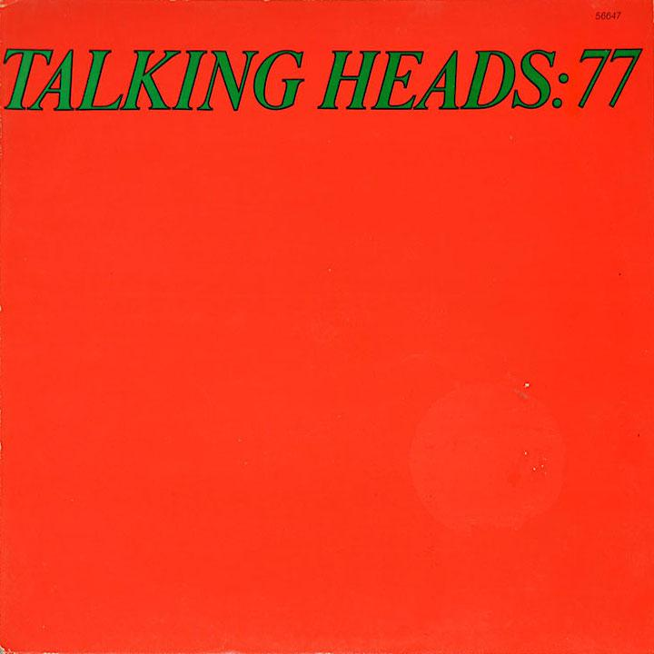 Talking Heads | Talking Heads 77 | Album-ArtRockStore