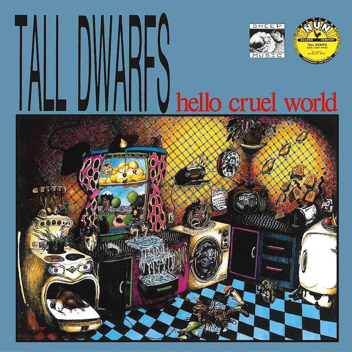 Tall Dwarfs | Hello Cruel World (Comp.) | Album-ArtRockStore
