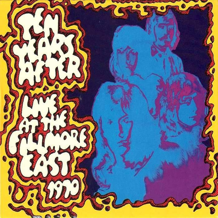 Ten Years After | Live at the Fillmore East 1970 | Album-ArtRockStore