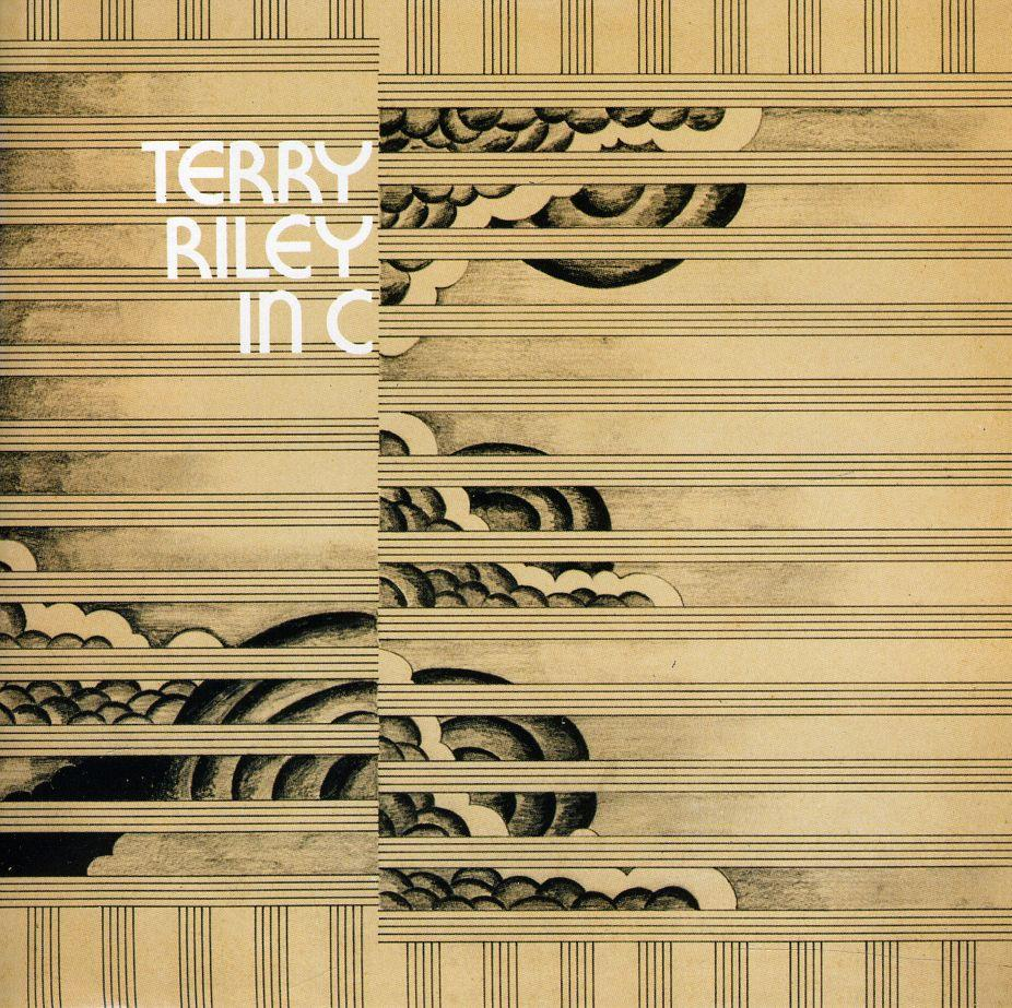Terry Riley | In C | Album-ArtRockStore