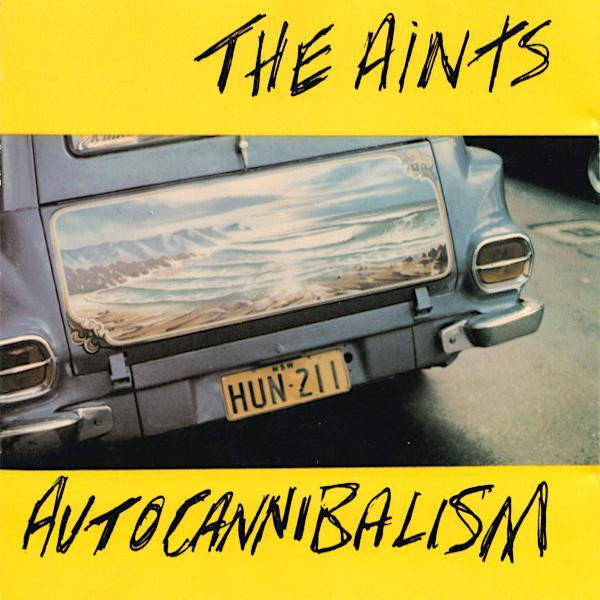 The Aints | Autocannibalism | Album-ArtRockStore