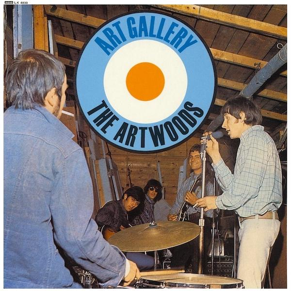 The Artwoods | Art Gallery | Album-ArtRockStore