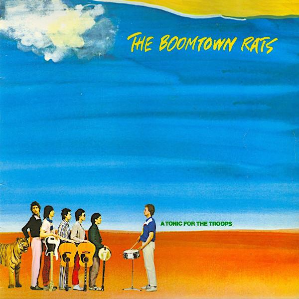 The Boomtown Rats | A Tonic for the Troops | Album-ArtRockStore
