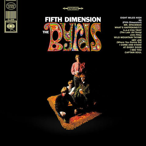 The Byrds | Fifth Dimension | Album-ArtRockStore