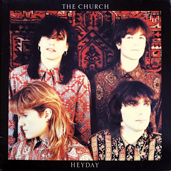 The Church | Heyday | Album-ArtRockStore