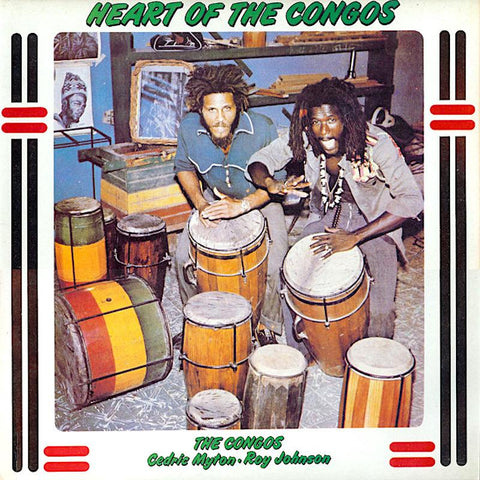 The Congos | Heart Of The Congos | Album-ArtRockStore