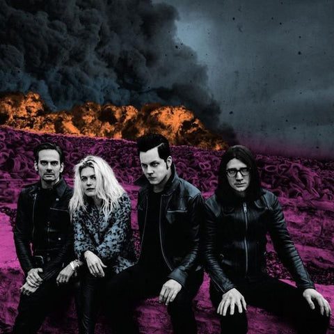 The Dead Weather | Dodge And Burn | Album-ArtRockStore