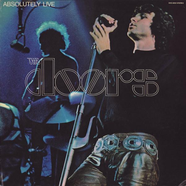 The Doors | Absolutely Live | Album-ArtRockStore