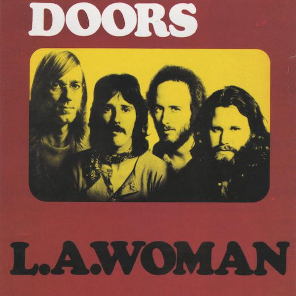 The Doors | L A Woman | Album-ArtRockStore