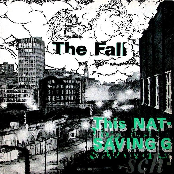 The Fall | This Nation's Saving Grace | Album-ArtRockStore