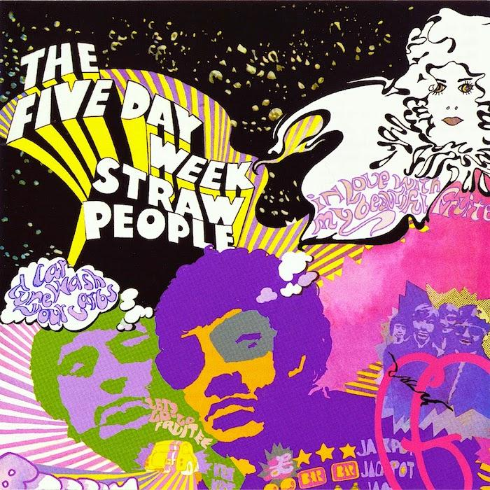The Five Day Week Straw People | The Five Day Week Straw People | Album-ArtRockStore