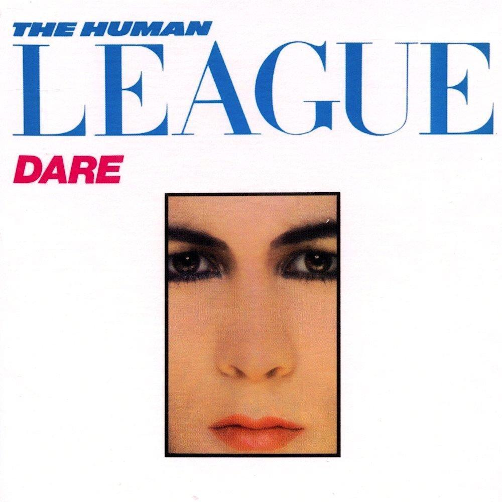 The Human League | Dare | Album-ArtRockStore