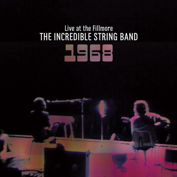 The Incredible String Band | Live at the Fillmore 1968 | Album-ArtRockStore