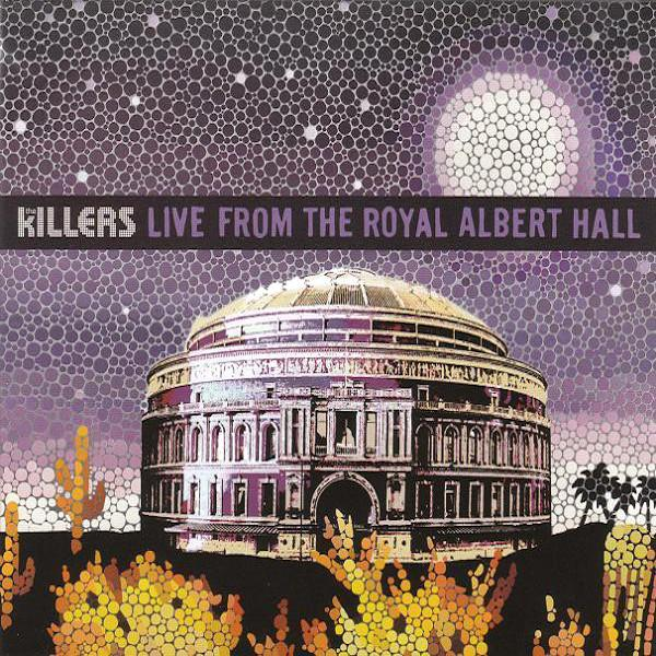 The Killers | Live From the Royal Albert Hall | Album-ArtRockStore