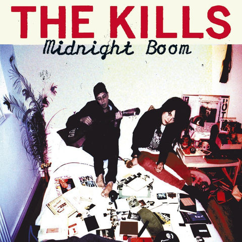 The Kills | Midnight Boom | Album-ArtRockStore