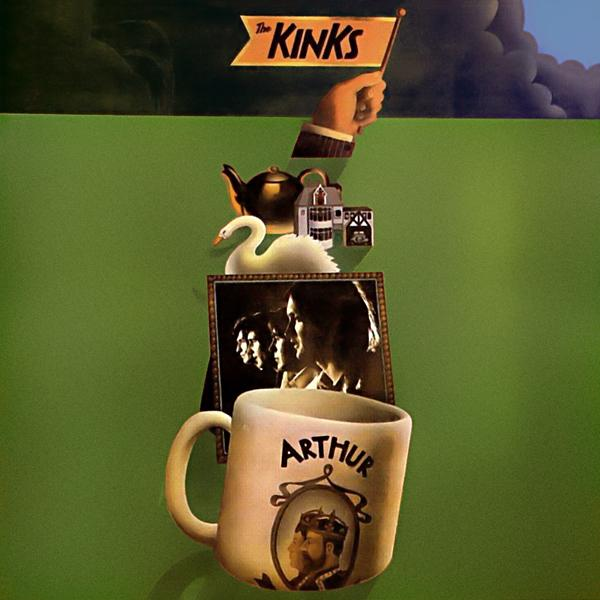 The Kinks | Arthur or the Decline and Fall of the British Empire | Album-ArtRockStore