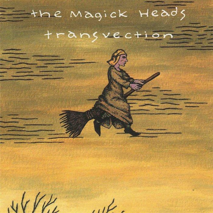 The Magick Heads | Transvection | Album-ArtRockStore