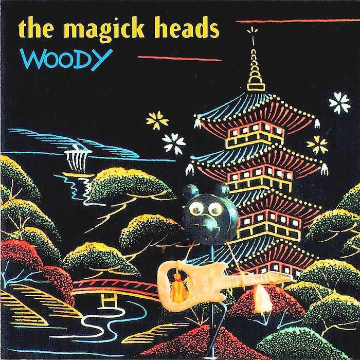 The Magick Heads | Woody | Album-ArtRockStore