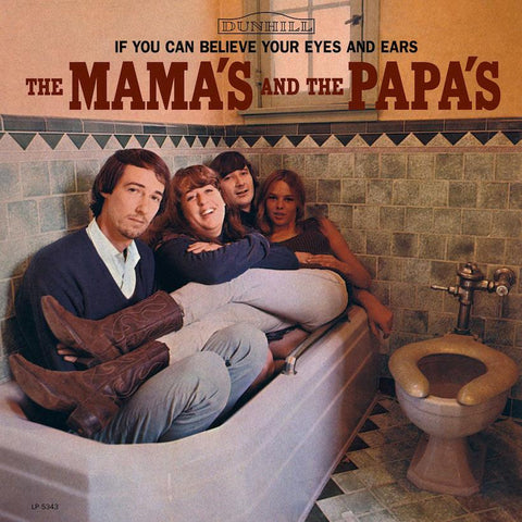 The Mamas and the Papas | If you can Believe Your Eyes and Ears | Album-ArtRockStore