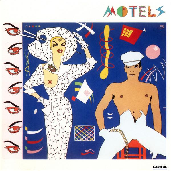 The Motels | Careful | Album-ArtRockStore