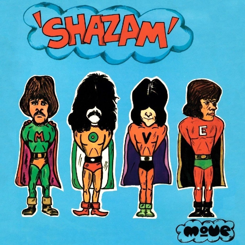 The Move | Shazam | Album-ArtRockStore