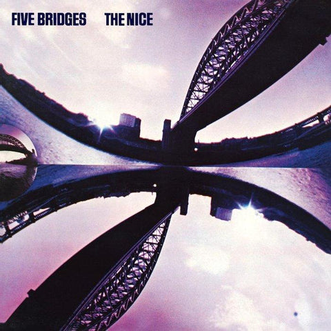 The Nice | Five Bridges (Live) | Album-ArtRockStore