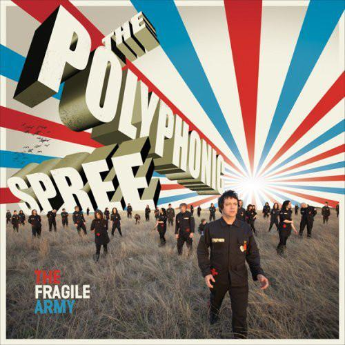 The Polyphonic Spree | The Fragile Army | Album-ArtRockStore