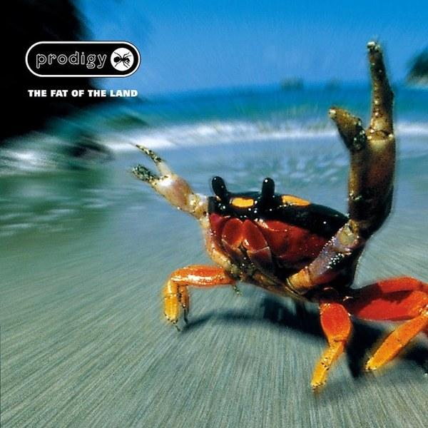 The Prodigy | The Fat of The Land | Album-ArtRockStore