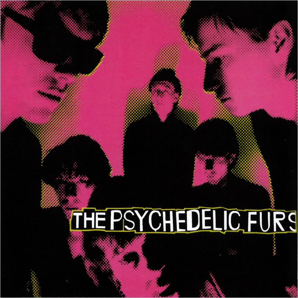 The Psychedelic Furs | The Psychedelic Furs | Album-ArtRockStore