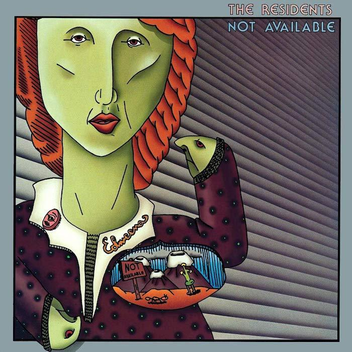 The Residents | Not Available | Album-ArtRockStore