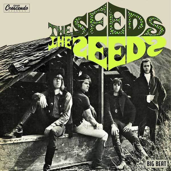 The Seeds | The Seeds | Album-ArtRockStore