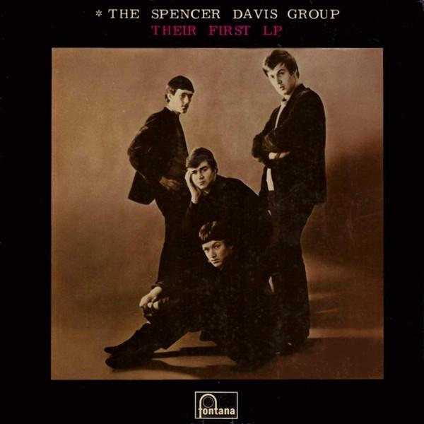The Spencer Davis Group | Their First LP | Album-ArtRockStore