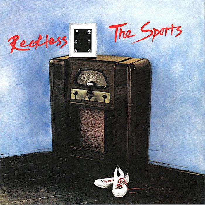 The Sports | Reckless | Album-ArtRockStore