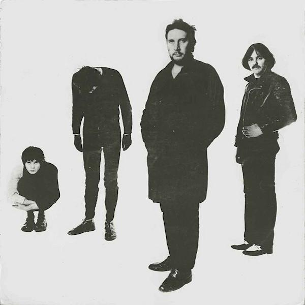 The Stranglers | Black And White | Album-ArtRockStore