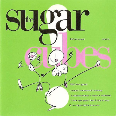 The Sugarcubes | Life's Too Good | Album-ArtRockStore