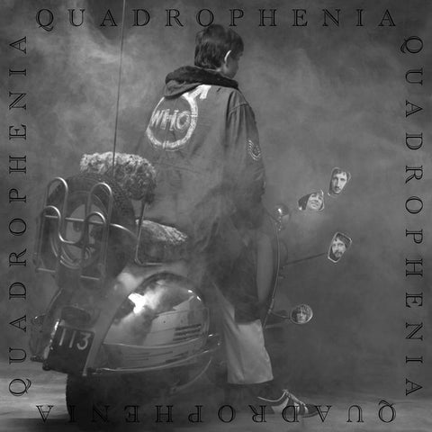 The Who | Quadrophenia | Album-ArtRockStore