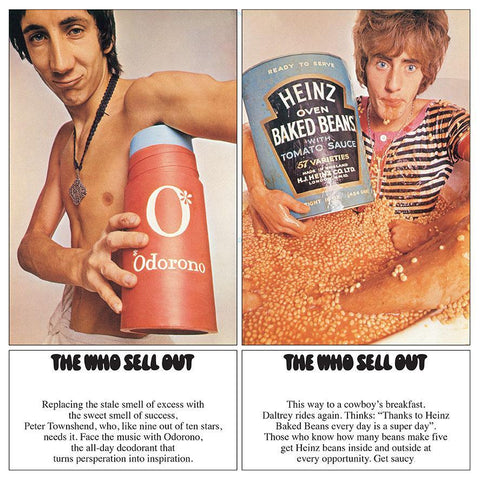 The Who | The Who Sell Out | Album-ArtRockStore