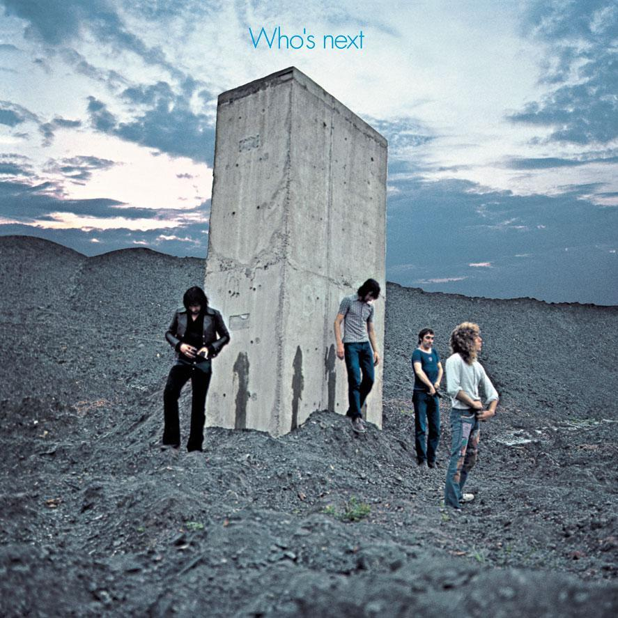 The Who | Who's Next | Album-ArtRockStore