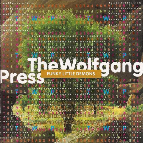 The Wolfgang Press | Funky Little Demons | Album-ArtRockStore
