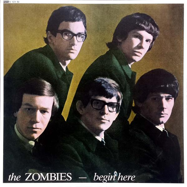 The Zombies | Begin Here | Album-ArtRockStore