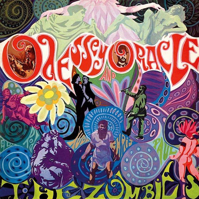 The Zombies | Odessey And Oracle | Album-ArtRockStore