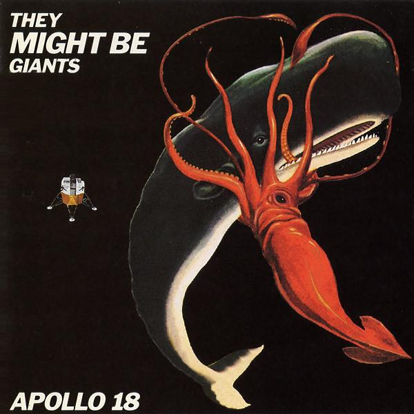 They Might Be Giants | Apollo 18 | Album-ArtRockStore