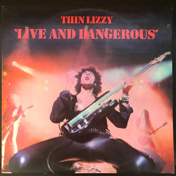 Thin Lizzy | Live And Dangerous | Album-ArtRockStore