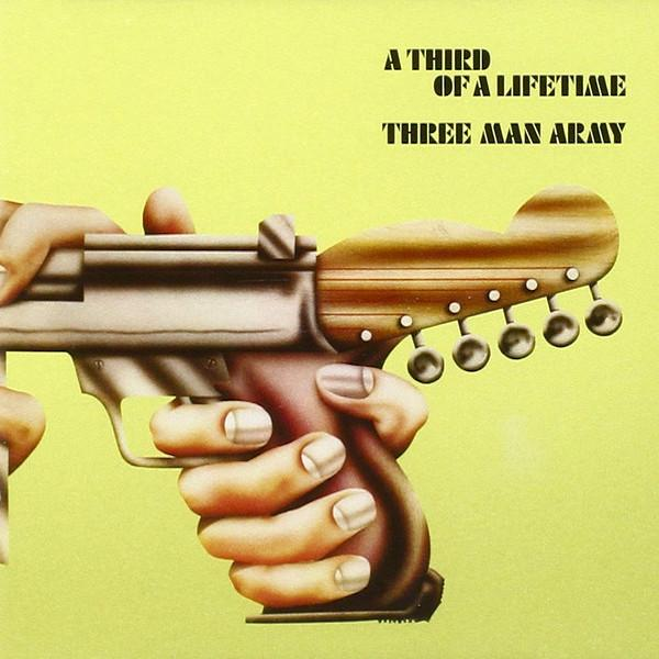 Three Man Army | A Third of a Lifetime | Album-ArtRockStore