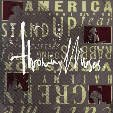 Throwing Muses | Throwing Muses | Album-ArtRockStore