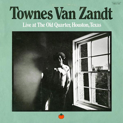 Townes Van Zandt | Live at the Old Quarter Houston Texas | Album-ArtRockStore