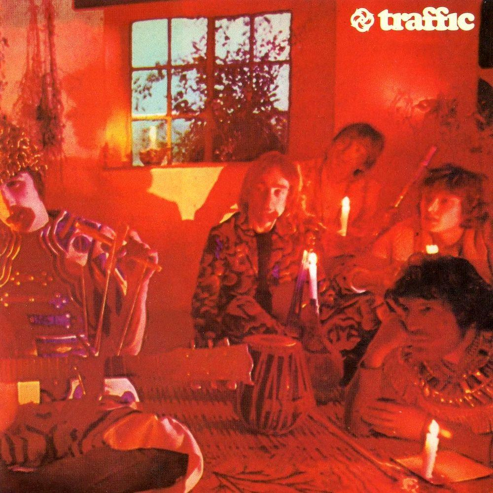 Traffic | Mr Fantasy | Album-ArtRockStore