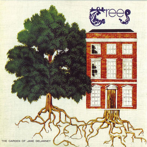 Trees | The Garden Of Jane Delawney | Album-ArtRockStore